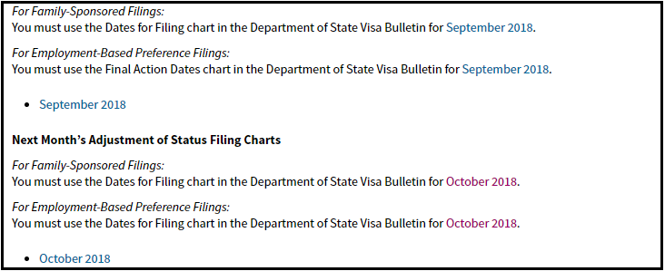 The Game-Changing Visa Bulletin Has Been Released! How Does